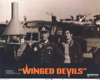 Winged Devils - 11 x 14 Movie Poster - Style B