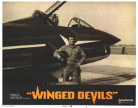 Winged Devils - 11 x 14 Movie Poster - Style C