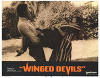 Winged Devils - 11 x 14 Movie Poster - Style D