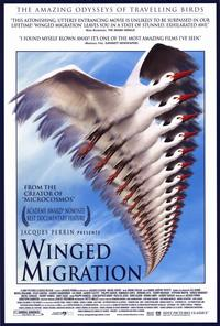 Winged Migration - 27 x 40 Movie Poster - Style A