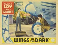 Wings in the Dark - 11 x 14 Movie Poster - Style A