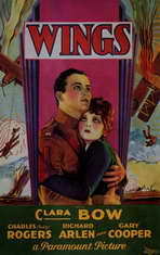 Wings - 11 x 17 Movie Poster - Style D