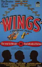 Wings - 11 x 17 Movie Poster - Style E