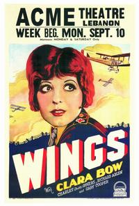 Wings - 27 x 40 Movie Poster - Style A