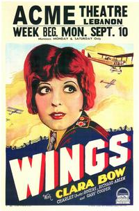 Wings - 43 x 62 Movie Poster - Bus Shelter Style A