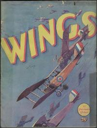 Wings - 11 x 17 Movie Poster - Style F