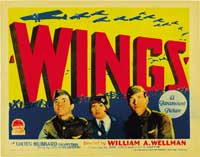 Wings - 11 x 14 Movie Poster - Style E
