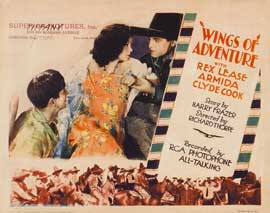 Wings of Adventure - 22 x 28 Movie Poster - Style A