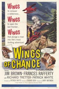 Wings of Chance - 11 x 17 Movie Poster - Style A