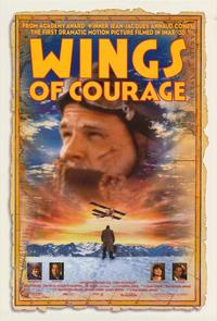 Wings of Courage - 11 x 17 Movie Poster - Style A
