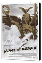 Wings of Desire - 27 x 40 Movie Poster - Style A - Museum Wrapped Canvas