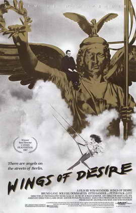 Wings of Desire - 11 x 17 Movie Poster - Style A