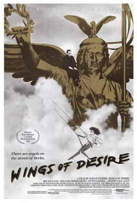 Wings of Desire - 27 x 40 Movie Poster - Style A