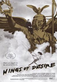 Wings of Desire - 43 x 62 Movie Poster - Bus Shelter Style A