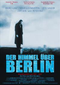 Wings of Desire - 11 x 17 Movie Poster - German Style A