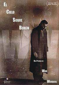 Wings of Desire - 11 x 17 Movie Poster - Spanish Style A
