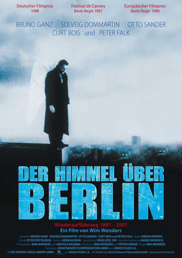 ヴィム・ヴェンダース監督のベルリン・天使の詩という映画