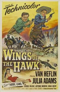 Wings of the Hawk - 11 x 17 Movie Poster - Style A