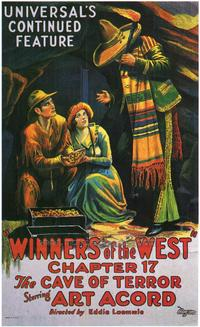 Winners of the West - 27 x 40 Movie Poster - Style B