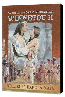 Winnetou: Last of the Renegades - 27 x 40 Movie Poster - Polish Style A - Museum Wrapped Canvas