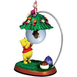 Winnie the Pooh - Beehive Pooh and Piglet Mini Water Globe