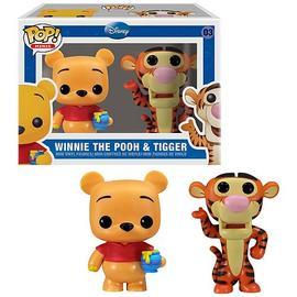 Winnie the Pooh - Tigger & Pooh Mini Pop! Vinyl Figure 2-Pack