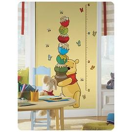 Winnie the Pooh - Peel and Stick Growth Chart