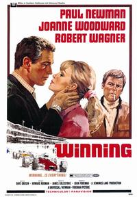 Winning - 43 x 62 Movie Poster - Bus Shelter Style A