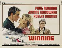 Winning - 22 x 28 Movie Poster - Half Sheet Style A
