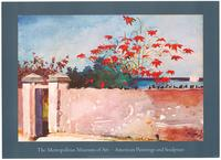 Winslow Homer - Art Poster - 24 x 32 - Style B
