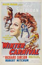 Winter Carnival - 27 x 40 Movie Poster - Style A