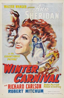 Winter Carnival - 11 x 17 Movie Poster - Style A