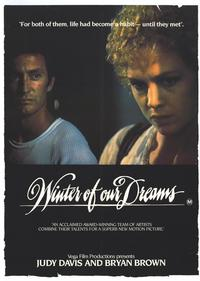 Winter of Our Dreams - 11 x 17 Movie Poster - Style A