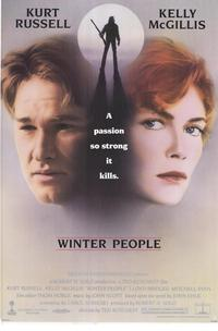 Winter People - 27 x 40 Movie Poster - Style B