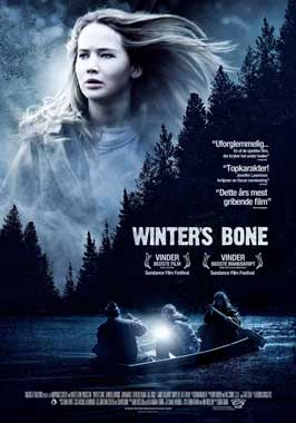 Winter's Bone - 27 x 40 Movie Poster - Danish Style A