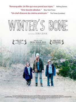 Winter's Bone - 11 x 17 Movie Poster - French Style A