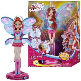 Winx Club - Believix Doll Transformation Station Playset