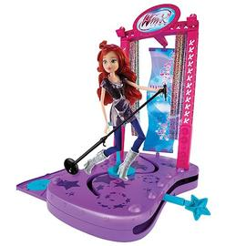 Winx Club - Rock Concert Stage with Doll Playset