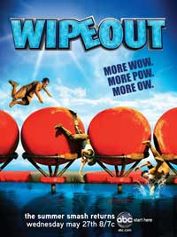 Wipeout (TV) - 11 x 17 TV Poster - Style A