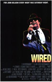 Wired - 11 x 17 Movie Poster - Style A