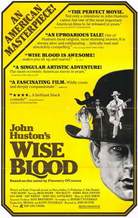 Wise Blood - 11 x 17 Movie Poster - Style A