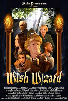 Wish Wizard - 27 x 40 Movie Poster - Style A