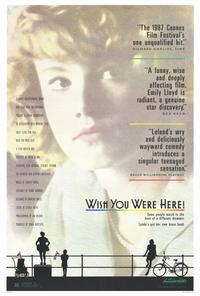 Wish You Were Here - 27 x 40 Movie Poster - Style A