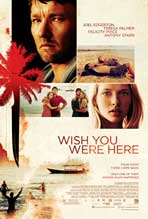 Wish You Were Here - 11 x 17 Movie Poster - Style A
