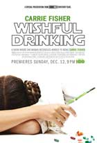 Wishful Drinking - 11 x 17 Movie Poster - Style A