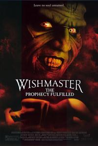Wishmaster 4: The Prophecy Fulfilled - 11 x 17 Movie Poster - Style A
