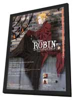 Witch Hunter Robin (TV) - 11 x 17 TV Poster - Japanese Style A - in Deluxe Wood Frame