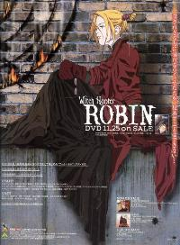 Witch Hunter Robin (TV) - 11 x 17 TV Poster - Japanese Style A