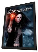 Witchblade - 11 x 17 Movie Poster - Style A - in Deluxe Wood Frame