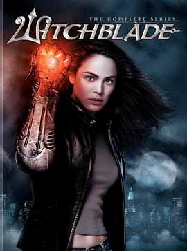 Witchblade - 27 x 40 Movie Poster - Style A